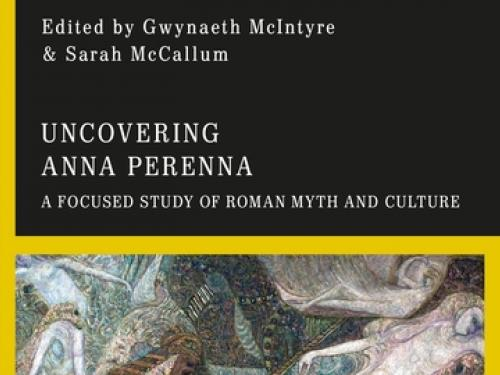 """Cover of """"Uncovering Anna Perenna"""""""